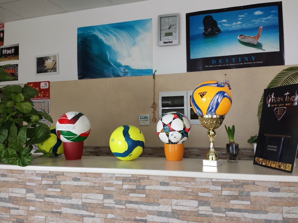 Focikupa Fenyves Sportcsarnok
