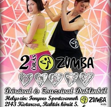 December 18-án Zumba Party!!!